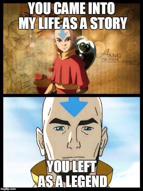 Love you Aang