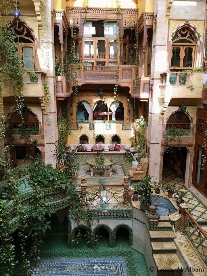 Angawi House Jeddah Saudi Arabia Architecture