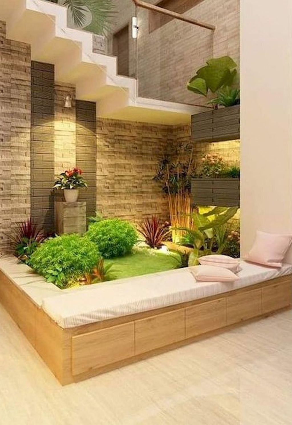 10 Rustic Indoor Garden Design Ideas For Your Inspiration You