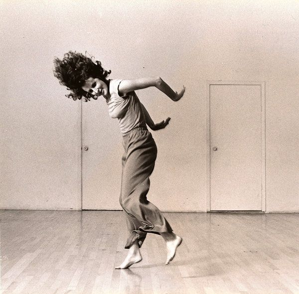 At Play With Trisha Brown (Published 2017)