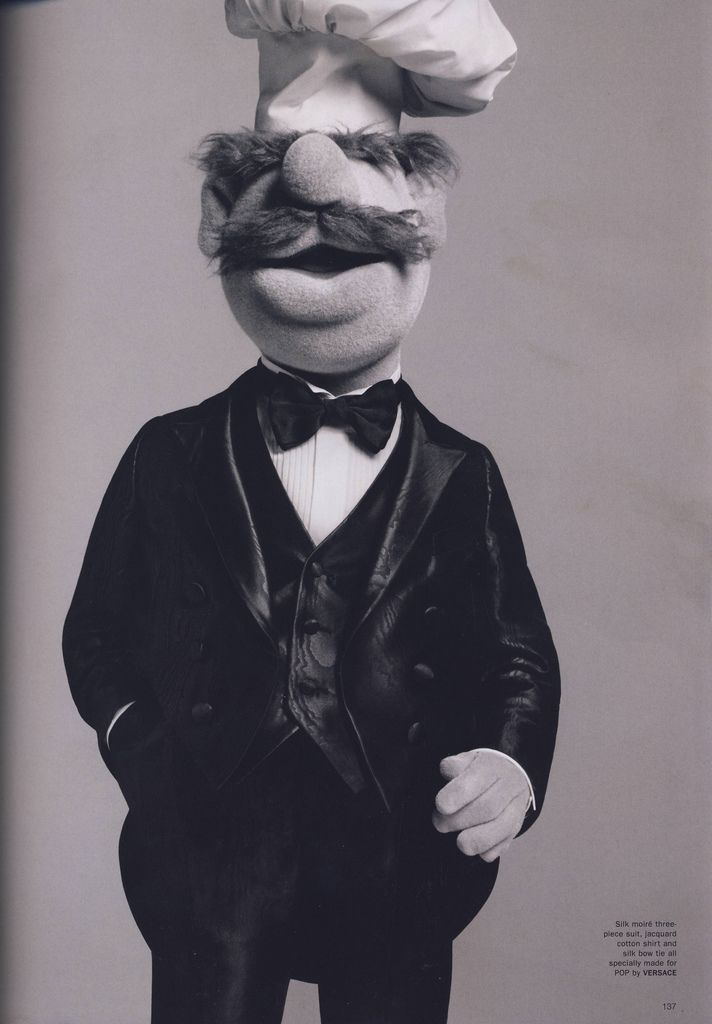 Image result for swedish chef in suit