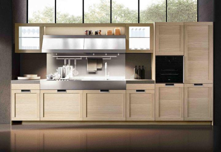 Lux è la cucina, disegnata da Piero Arosio, per Snaidero ...
