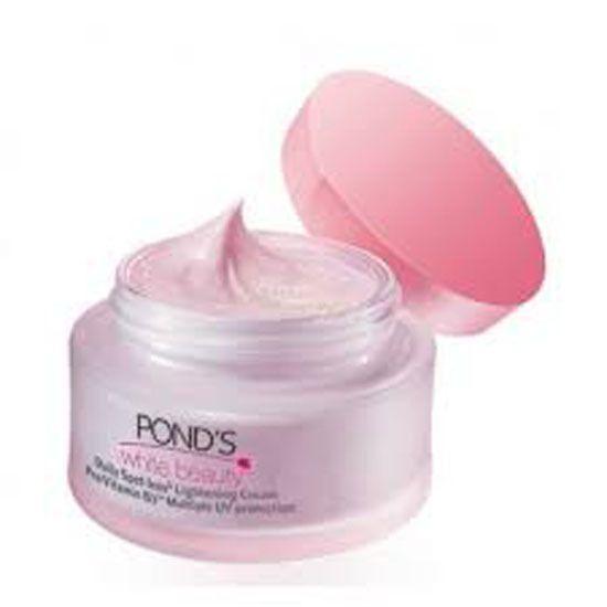 Pond S White Beauty Daily Spot Less Lightening Cream 25g Genwhite Spf 15 Pa Lightening Creams Fairness Cream Skin Lightening Cream
