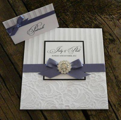 Unique Handmade Wedding Card Design Gabe S Wedding Handmade