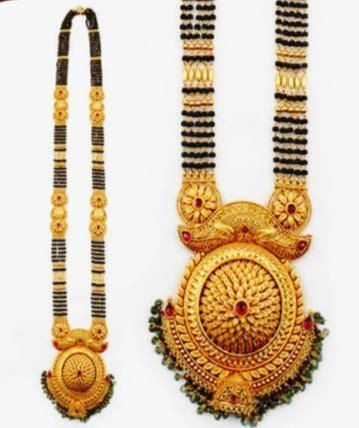 Top 9 Beautiful Mangalsutra Necklace Designs with Images | Styles At Life