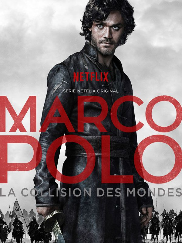 Marco Polo (Fernsehserie) Besetzung