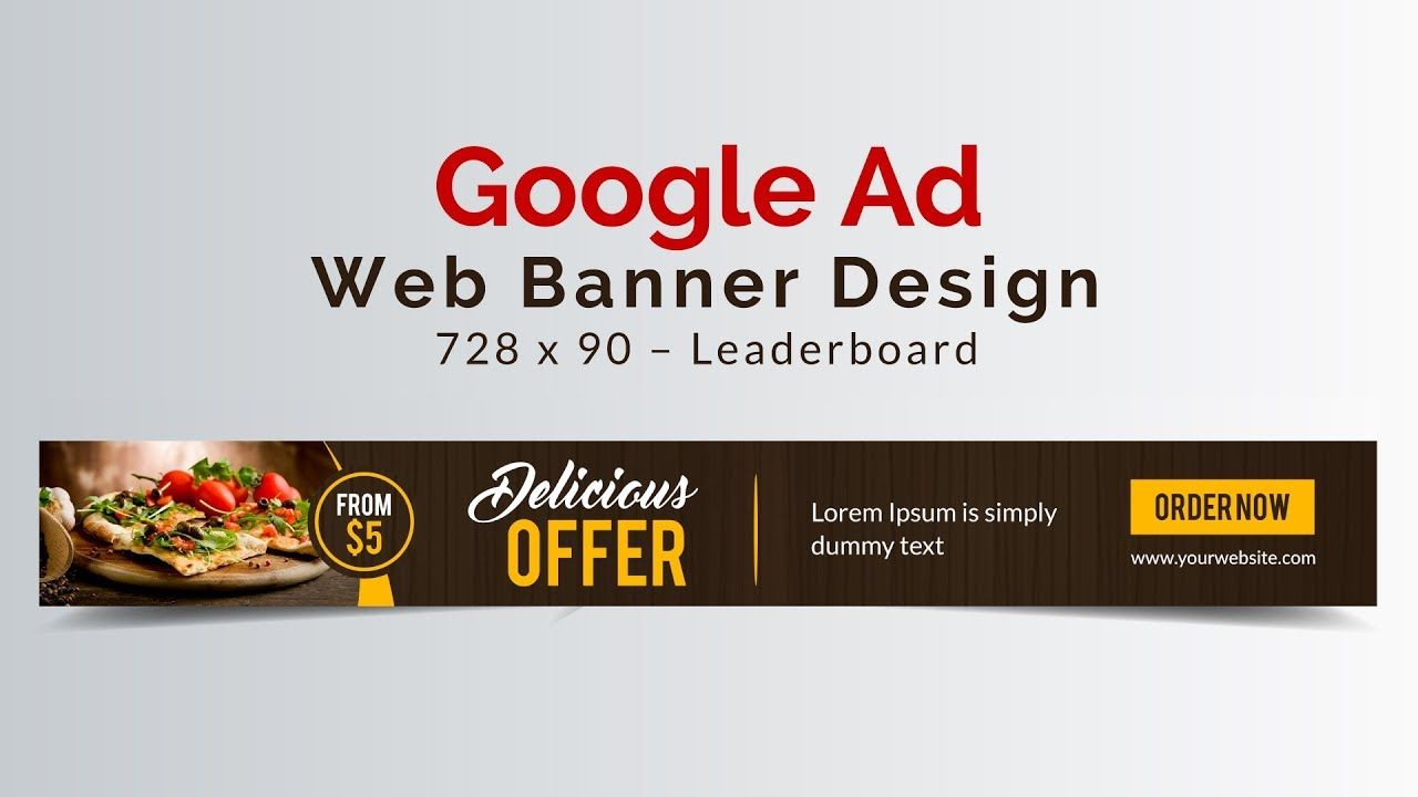 Banner Design Web Banner Banner Design In Photoshop Web Banner
