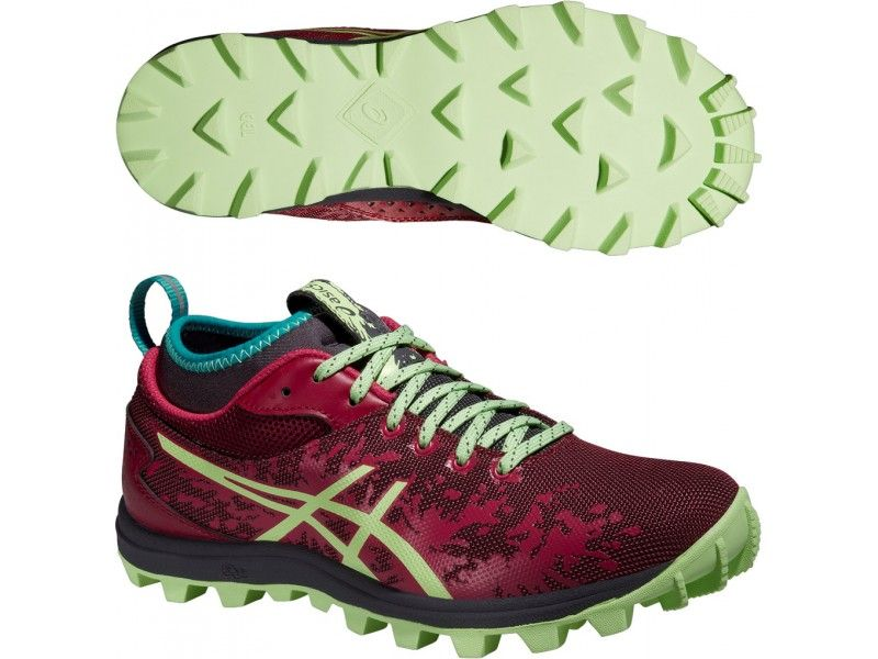 Asics Gel Fujirunnegade Ladies Running Shoes Ali