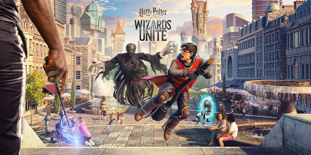Harry Potter Wizards Unite Apk Mod Full 2020 Unlimited Gold Harry Potter Magical World Of Harry Potter Harry Potter Wizard