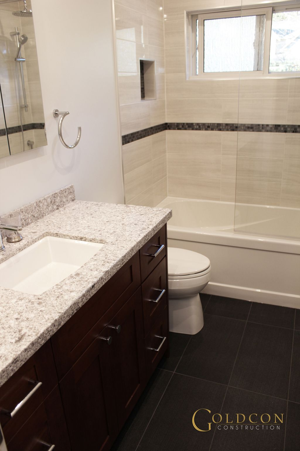 Beautiful Bathroom Renovation Project Featuring 8