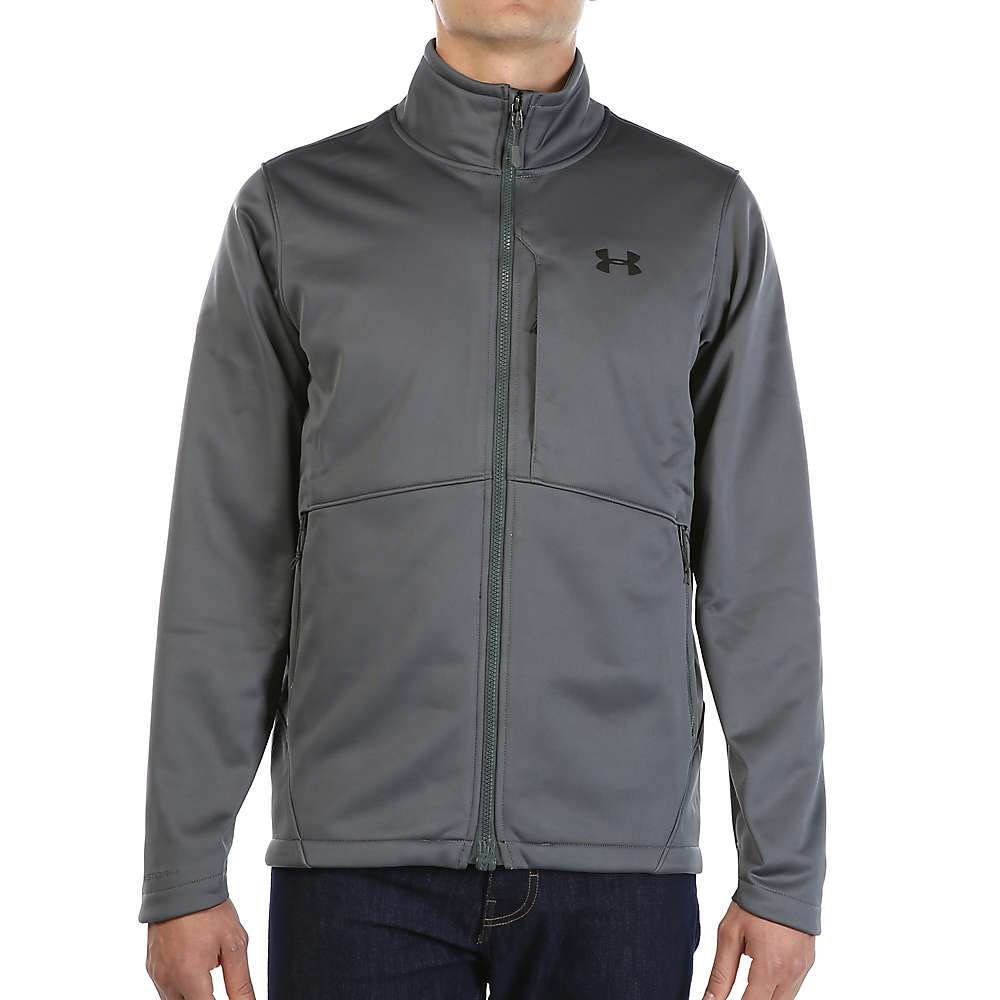857e9cfd2 MENS UNDER ARMOUR UA STORM 2 COLDGEAR INFRARED SOFTER SHELL JACKET ...