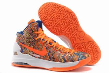 nike kd 5 christmas Kevin Durant shoes