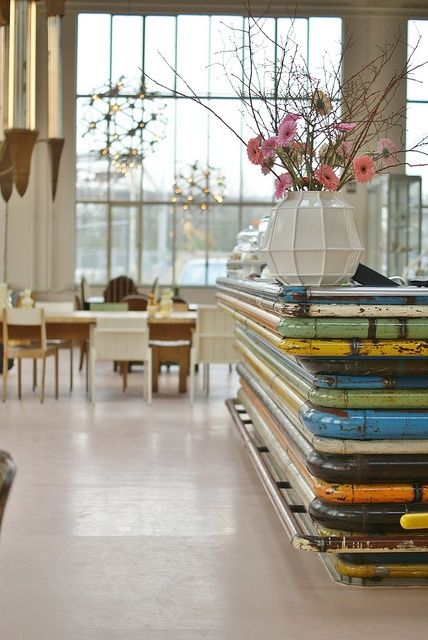 Painted Rails = Restaurant Bar Bar Ideas Pinterest Restaurant Delectable Bar Interiors Design Painting