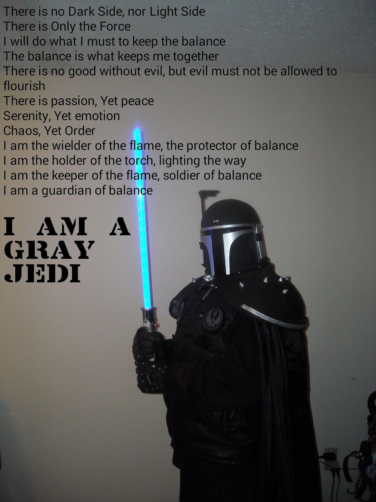 Grey Jedi Wallpaper Google Search Star Wars Quotes Grey Jedi Gray Jedi Code