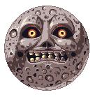 Moon Majora S Mask By Tjnihil On Deviantart Majoras Mask Pixel Art Pixel Characters