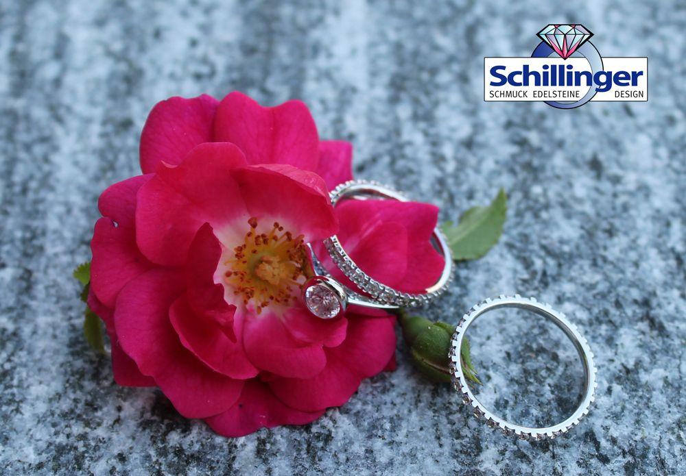 Verlobungsringe Aus Gold Oder Silber Mit Brillanten Verlobungsring