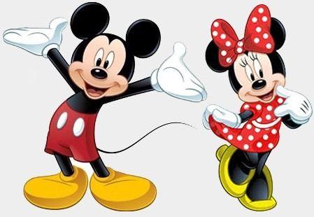 Mochila Espalda Ideal Jardin Infantil Mickey O Minnie Jiujim - $ 499,99 en Mercado Libre