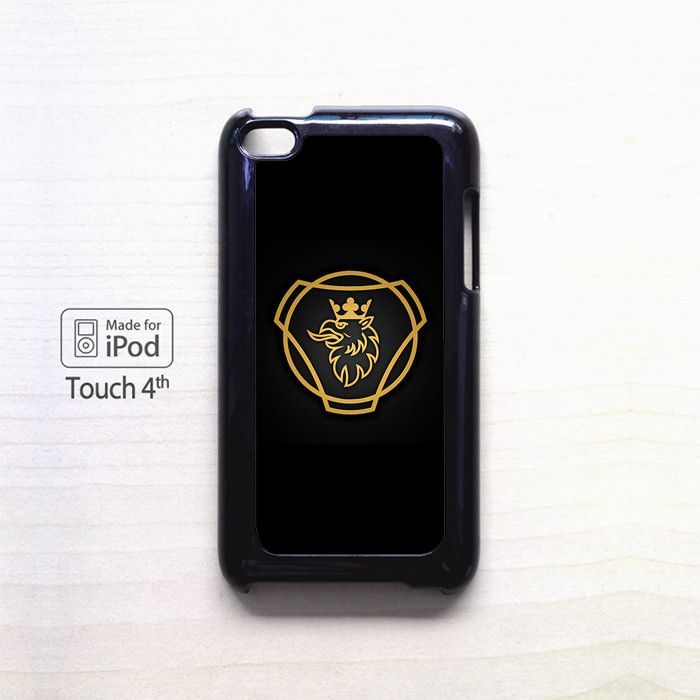 Scania Logo 1 for iPod 4/ iPod 5 cases