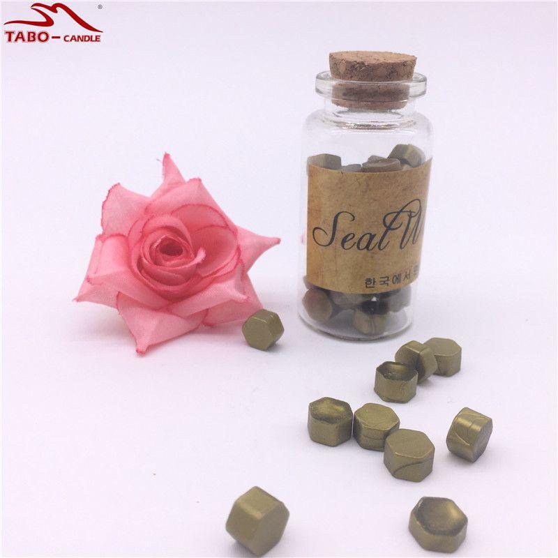 Bottle seal wax beads wax wax seals wedding invitation