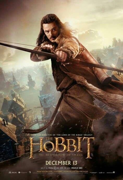 Bard The Hobbit The Desolation Of Smaug The Hobbit Characters The Hobbit Movies Desolation Of Smaug