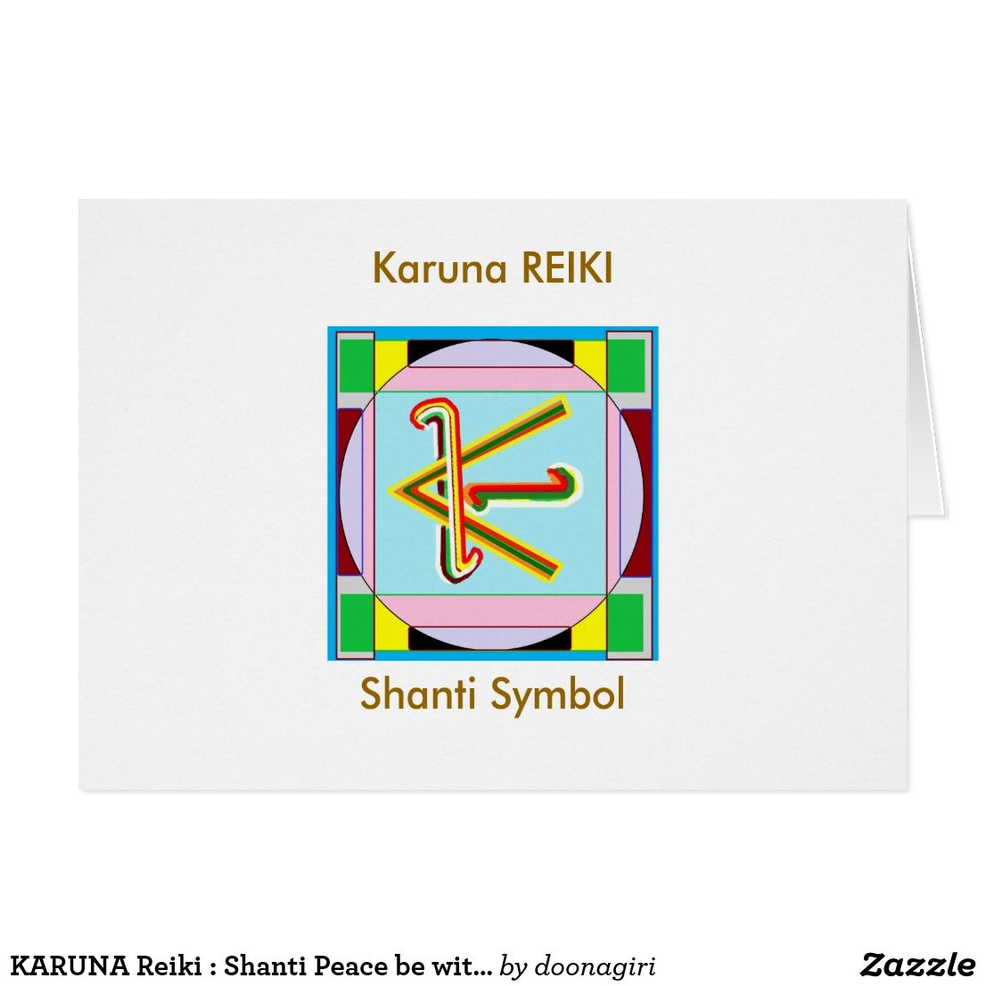 Reiki shanti peace be with all card karuna reiki shanti peace be with all card buycottarizona