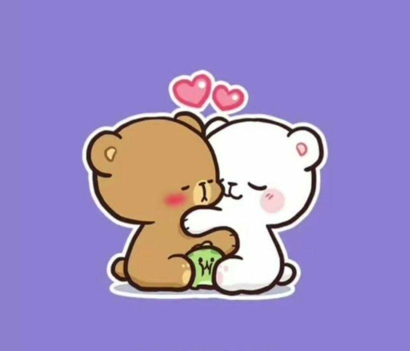 Pin By Edi D On Bear Cute Bear Drawings Cute Love Gif Cute Doodles