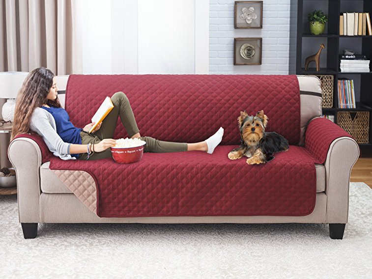 Pet Sofa Couch Cover Chair Dog Kid Mat Furniture Protector
