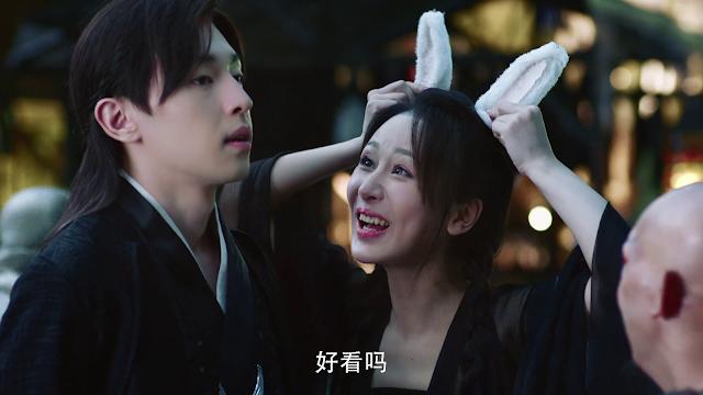 Ashes of Love 香蜜沉沉烬如霜 Episode 6 (Recap) Mắt, Vương, Cam