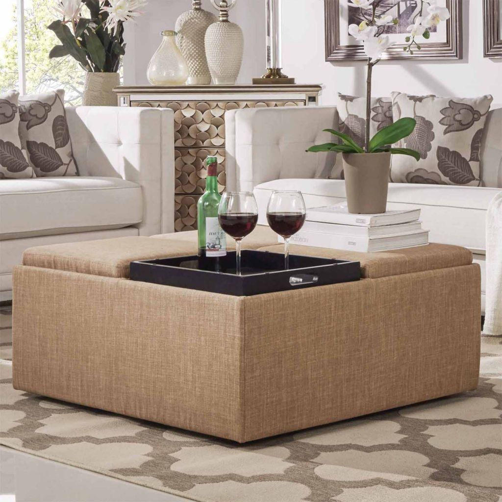 HomeVance Avery Coffee Table