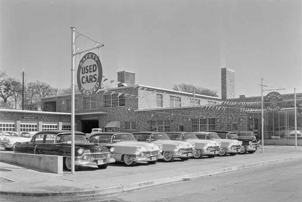 Pin On Vintage Car Dealerships