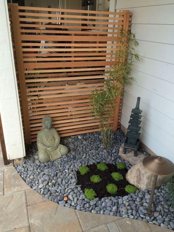 76 Beautiful Zen Garden Ideas For Backyard | Garden ideas, Garden ...