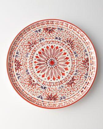 'mosaic' dinnerware set