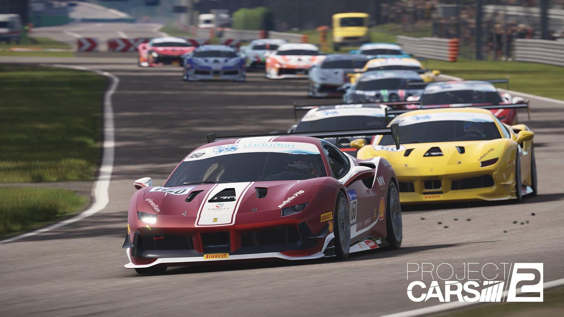 Project CARS 2 - Update 1 5 0 0 Deployed incl Ferrari 488