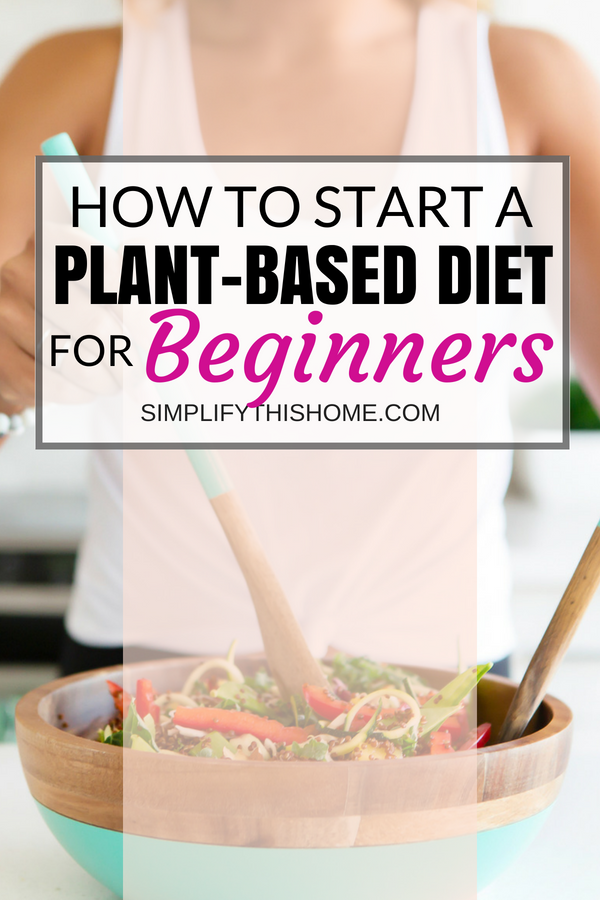 How To Start A Plant Based Diet For Beginners Super Helpful Transition Tips Whole Food Plant Based Plant Based Diet Recipes Plant Based Diet Raw Food Diet