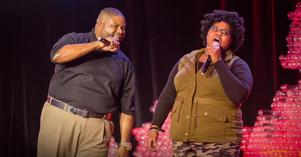 A beatboxing lesson from a fatherdaughter duo Ted talks