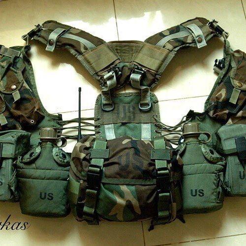 85ee681e5 Modified LBV-88 | Survival | Molle gear, Tactical gear, Combat gear