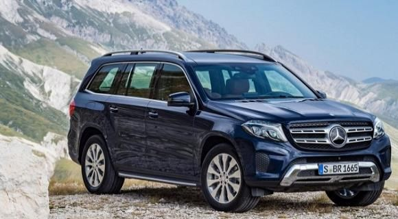 German Luxury Carmaker Mercedes Benz Has Launched Gls 400 Petrol