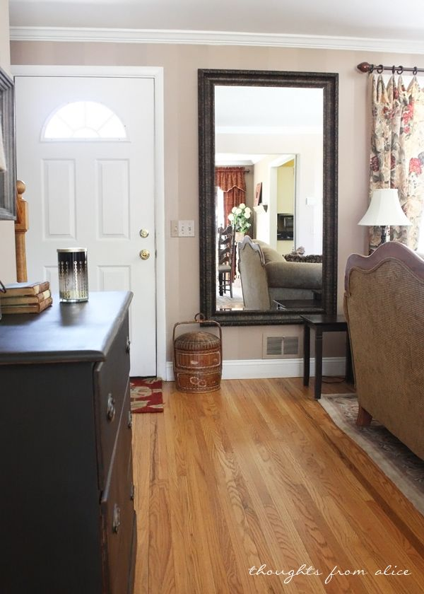 Home Without A Foyer : Thoughts from alice five tips for managing without a