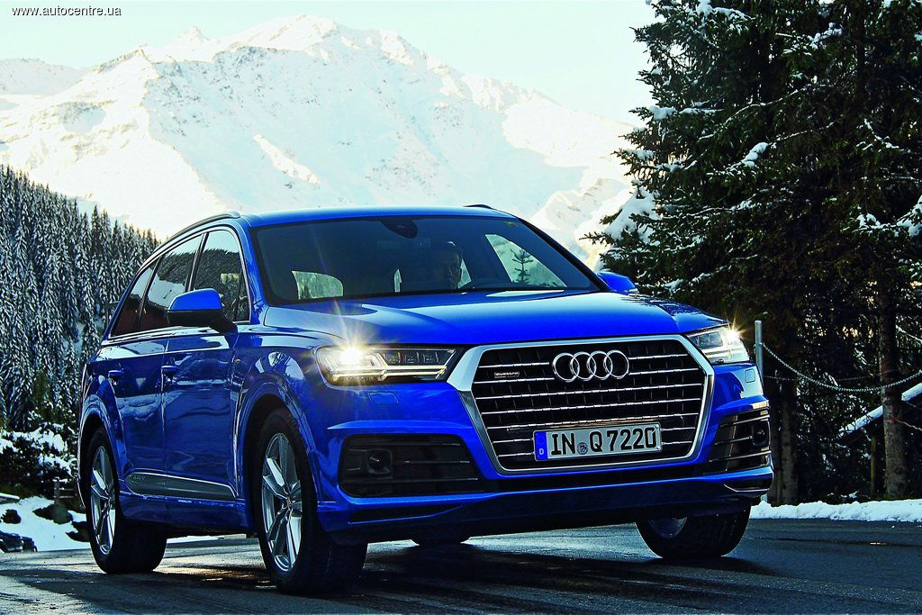 Тест-драйв Audi Q7: большой куш. Поклонники Audi откровенно заждались преемника Q7 – конкуренты уже успели выпустить по три поколения SUV этого класса. Но ожидание того стоило.