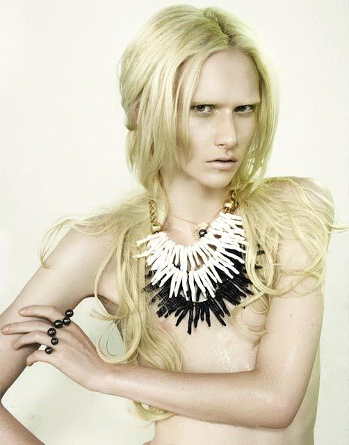 Goan Fragoso A Gender Game For Gifted Guys Androgynous Model Androgyny