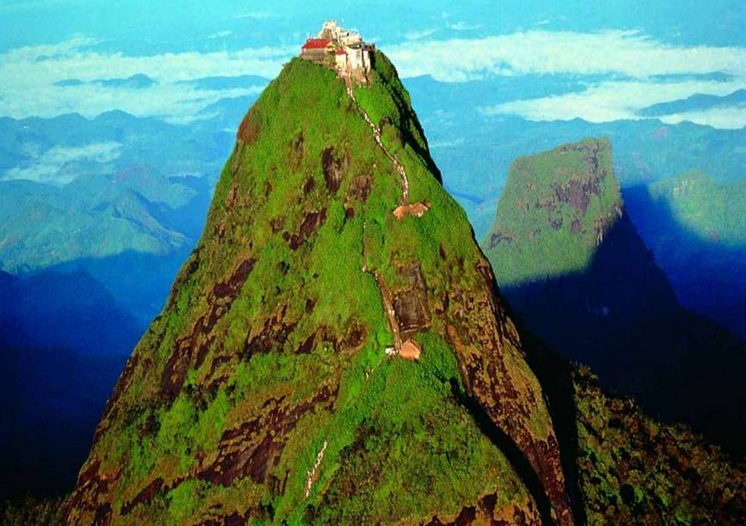 Sanjeevani Mountain When Lakshman was hurt following ...