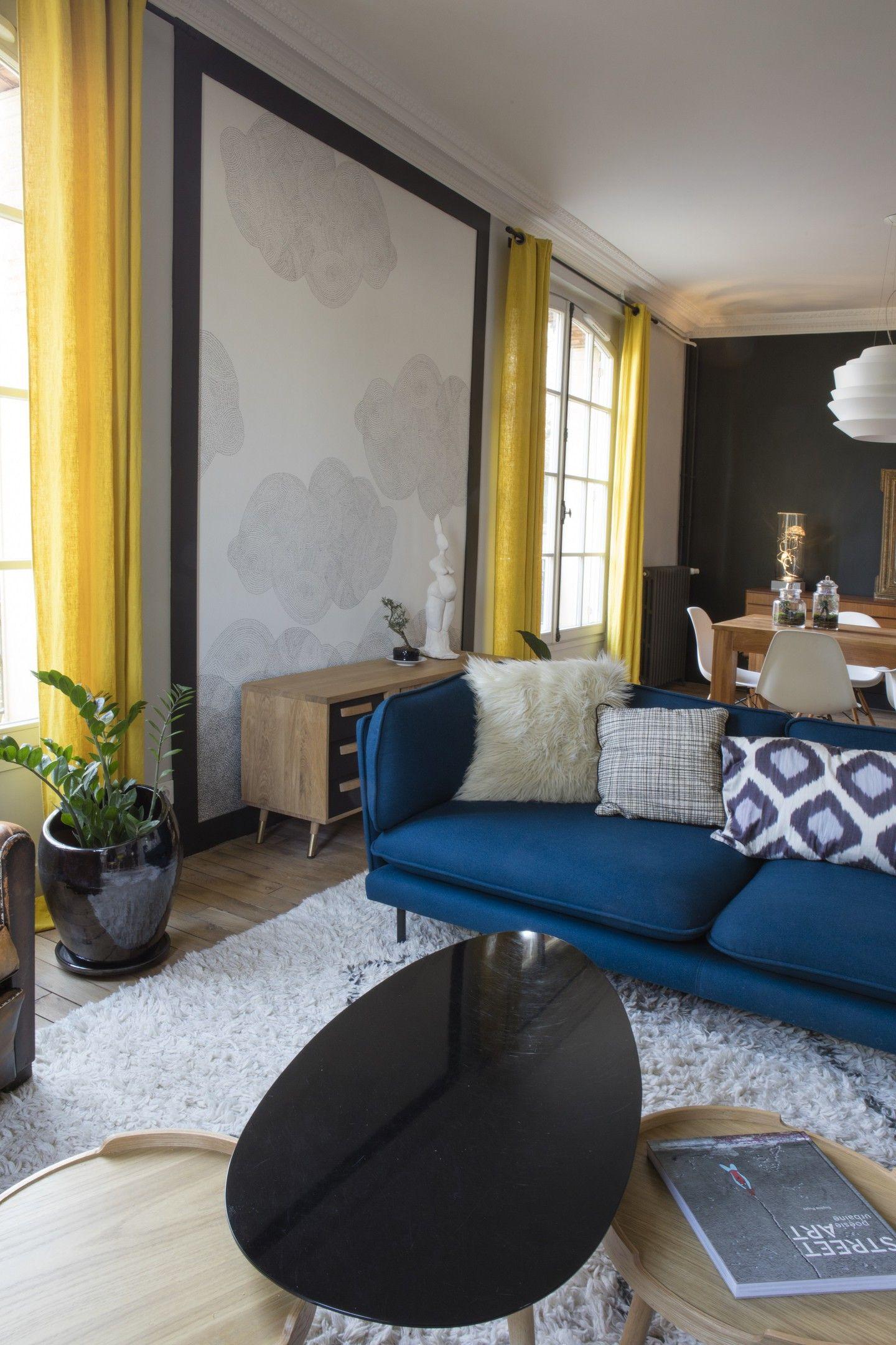 Design coloré pour une maison ancienne - PLANETE DECO a homes world ...