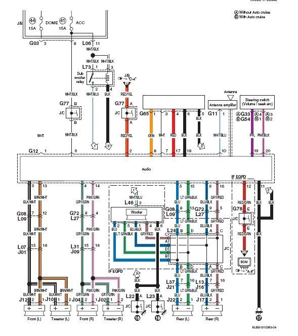 suzuki radio diagram wiring diagram center Suzuki Samurai Dash Wiring