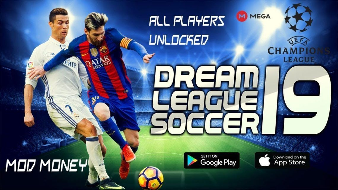 Download Dream League Soccer 2019 Dls 19 Apk Mod Obb Data Latest Files For Android Devices Free On Apkmod1 C Game Download Free Free Games Game Resources