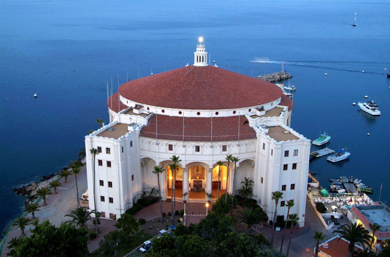 Catalina Santa Island Hotels California Art