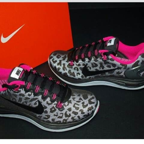 best loved 3fc91 65768 Leopard print Nike tennis shoes