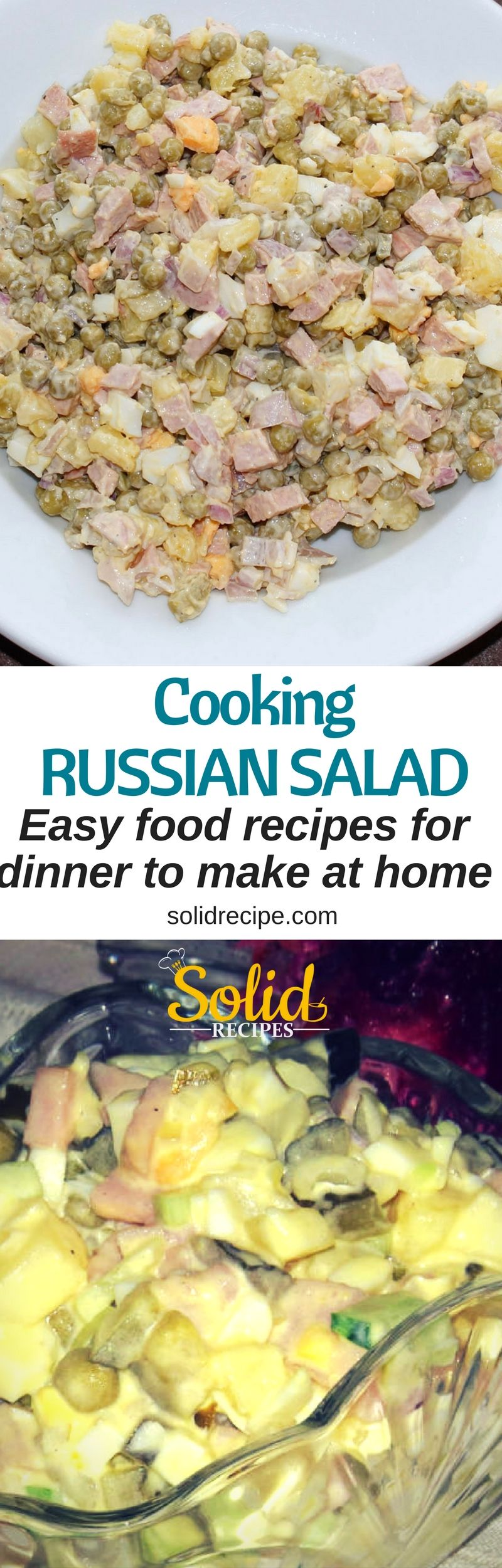 Cooking russian salad easy food recipes for dinner to make at home cooking russian salad easy food recipes for dinner to make at home not always the photos matched the recipe russian salad recipe russian salad dressing forumfinder Choice Image