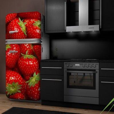 Klebefolie für Kühlschrank Elektronik Haushaltsgeräte 317577 - folie für küchenfront