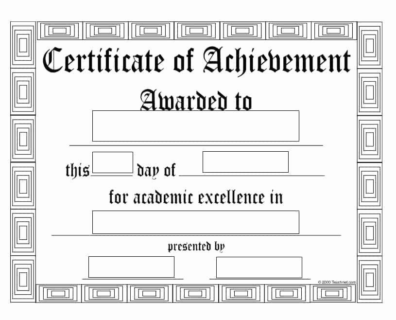 Equipment Operator Certification Card Template Inspirational Certificate Of Achiev Certificate Of Achievement Template Certificate Of Achievement Card Template