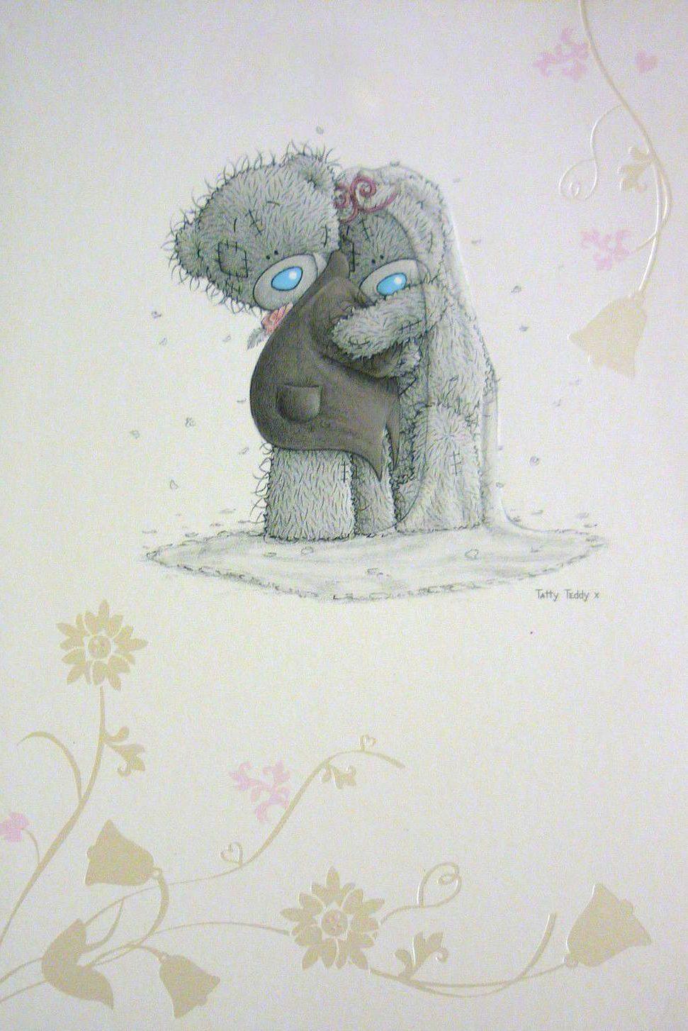 3 Tatty Teddy <3 | Dibujos Hermosod | Pinterest | Tatty teddy, Bears ...